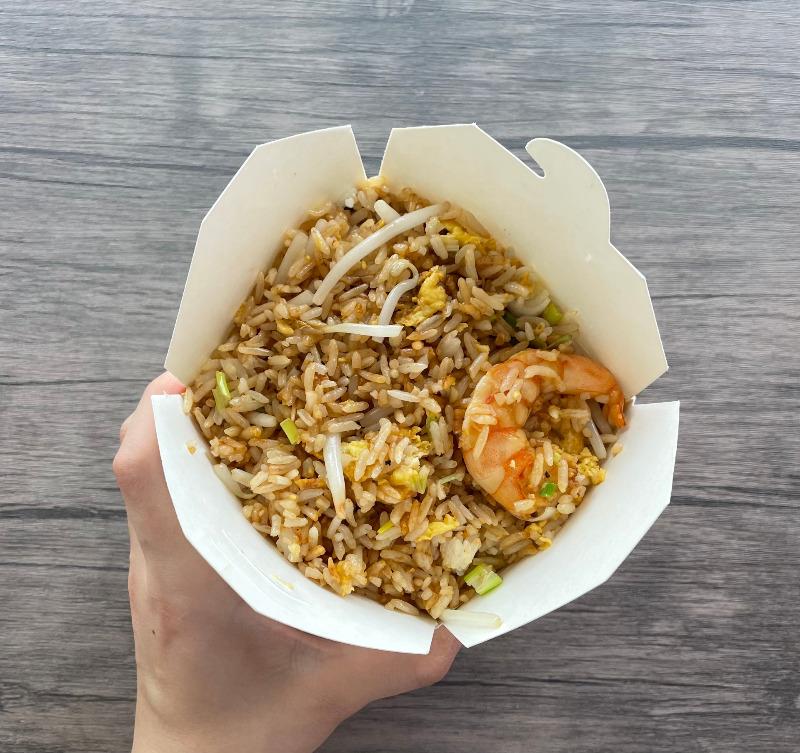 Shrimp Fried Rice(虾炒饭)