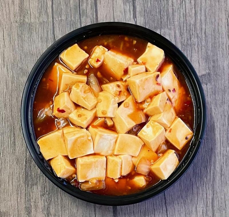 Mapo Tofu(麻婆豆腐)