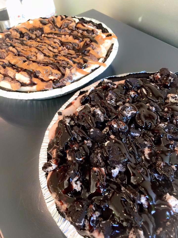 Oreo Yogurt Pie Image