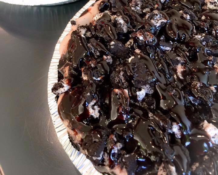 Oreo Yogurt Pie Image