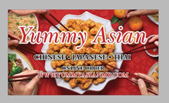 Yummy Asian - Salisbury