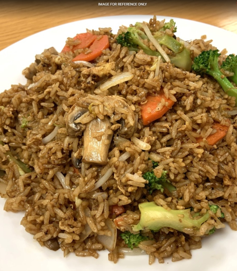 Vegetable Fried Rice 蔬菜炒饭 Image