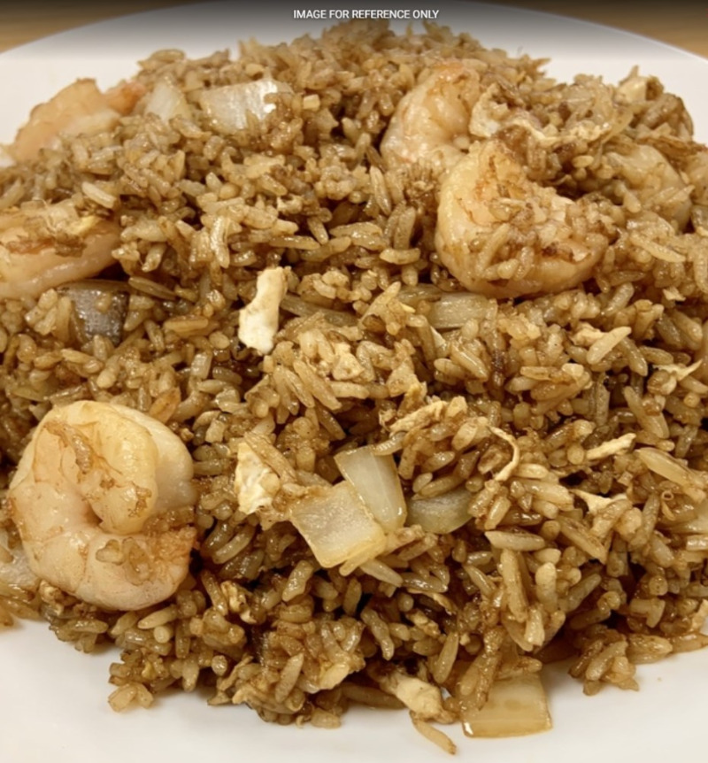 Healthy Shrimp Fried Rice