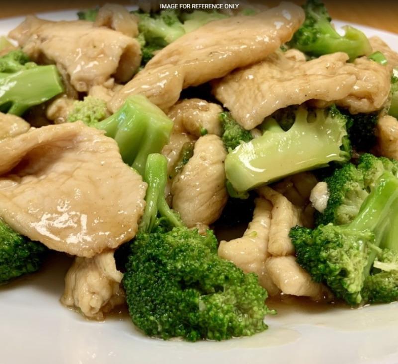 Chicken w. Broccoli 芥兰鸡 Image