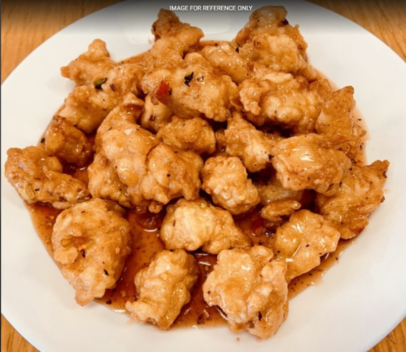 Real General Chicken Image