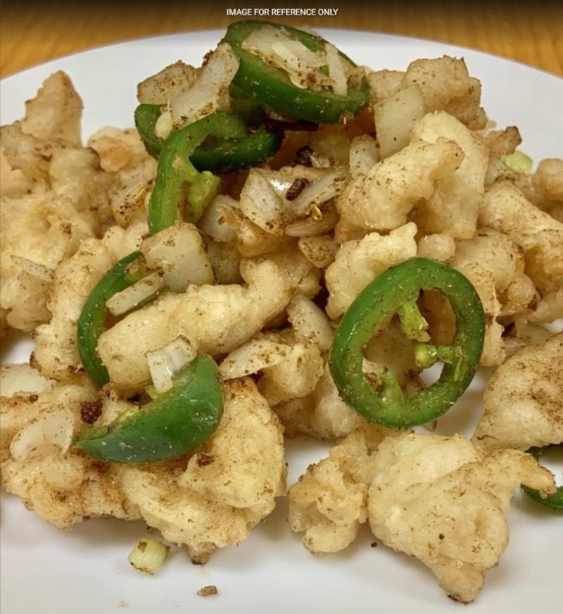 Salt & Pepper Chicken 椒盐鸡