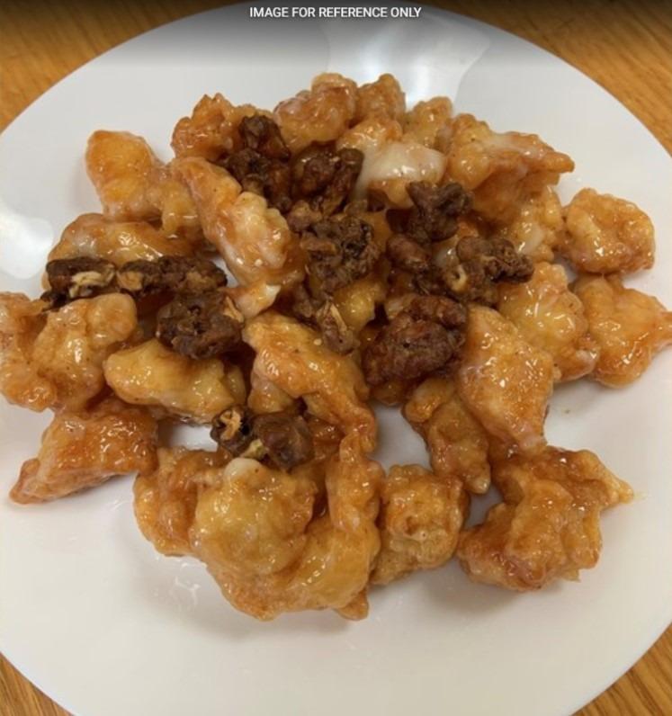 Honey Walnut Chicken 蜜汁核桃鸡 Image