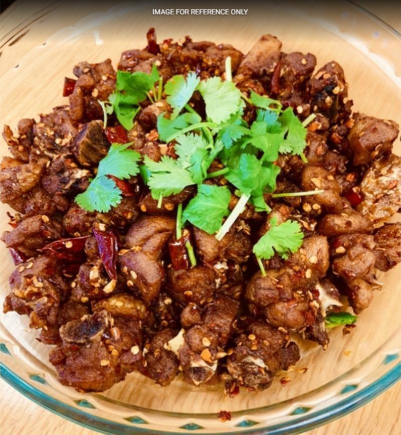 Chongqing Spicy Chicken Image