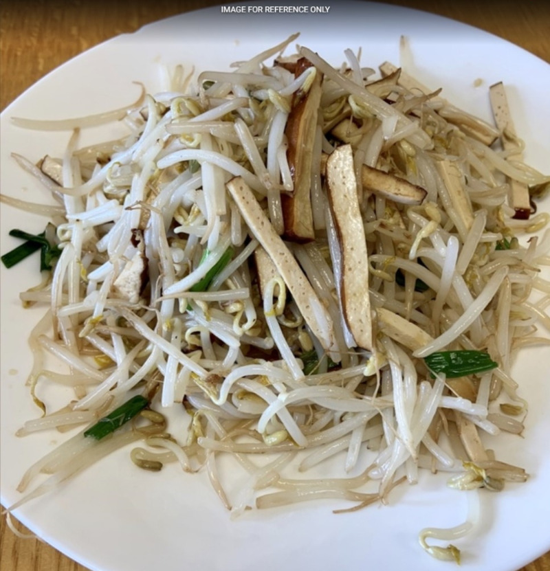 Bean Sprout w. Dry Tofu