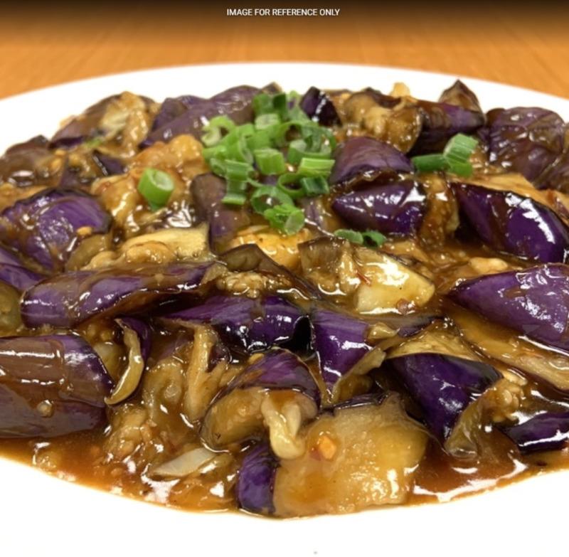 Garlic Chinese Eggplant 鱼香茄子 Image