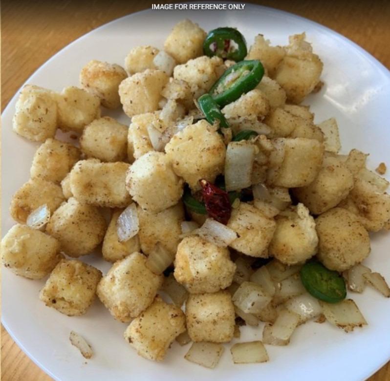 Salt & Pepper Tofu 椒盐豆腐 Image
