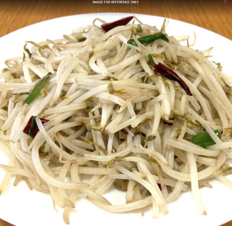 Stir Fry Bean Sprout 炝炒豆芽菜 Image