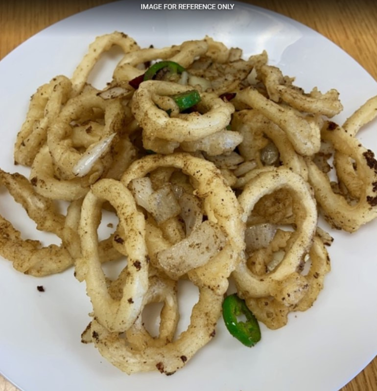 Salt Pepper Squid