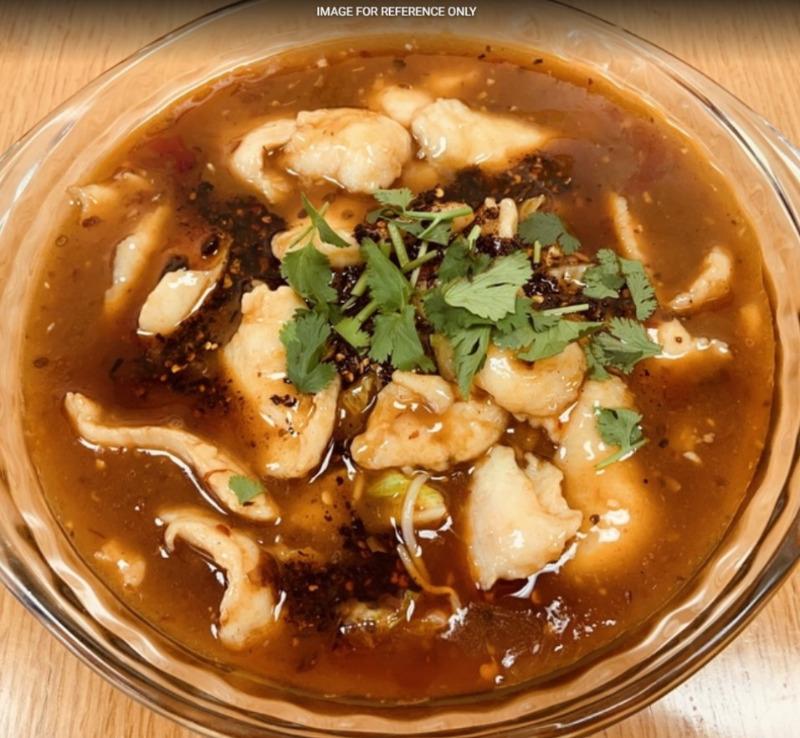 Fish Filet in Chili Oil Image