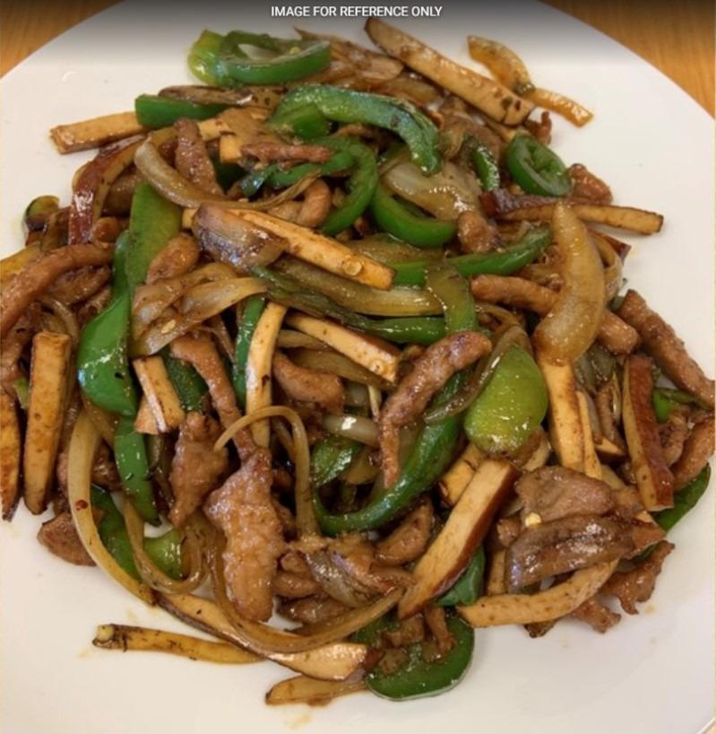 Shredded Pork w. Spicy Dry Tofu Image