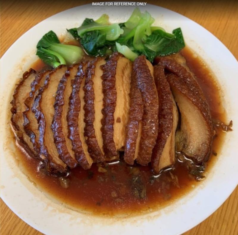 Steamed Slice Pork Belly 蒸白肉
