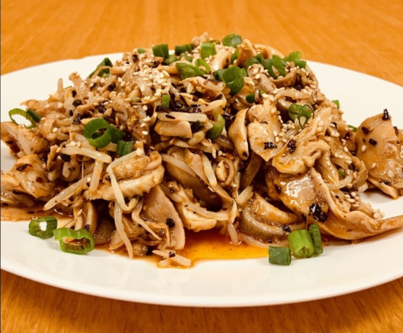 Spicy Cold Pork Stomach Image