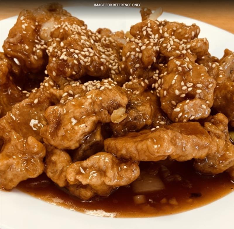 Sweet & Sour Pork Chops 甜酸猪排 Image