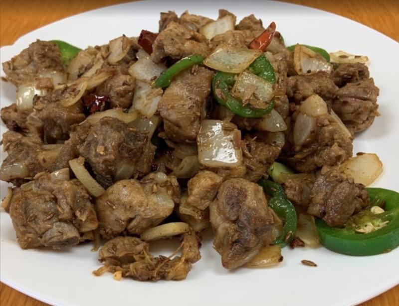 Szechuan Style Pork Ribs 川香排骨 Image
