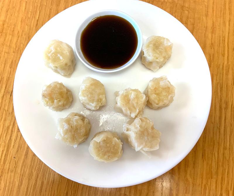 Steam Shrimp Sumai (9) 蒸虾烧麦 Image