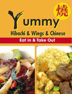 Yummy Hibachi & Wings - Knightdale