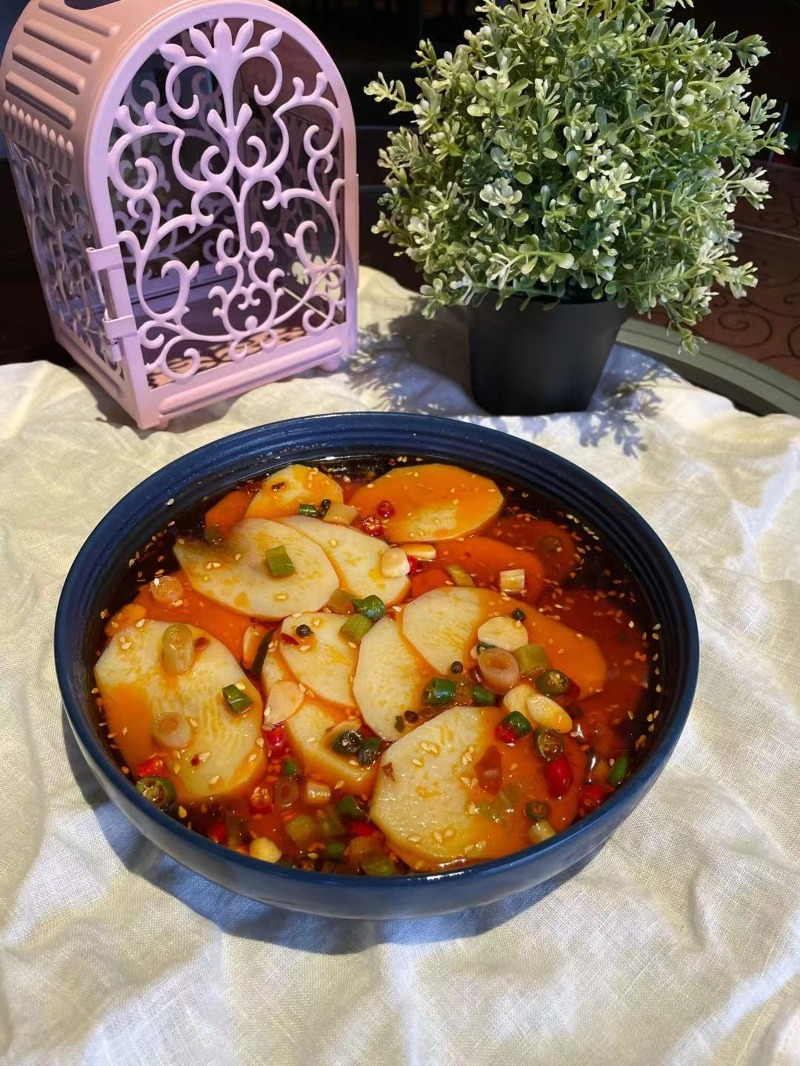 捞汁土豆 Lao Zhi Potatoes