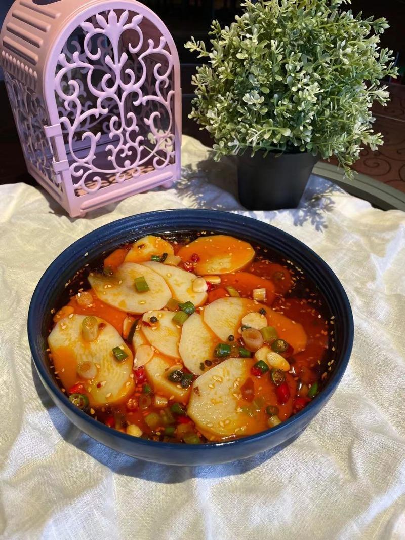 捞汁土豆 Lao Zhi Potatoes Image