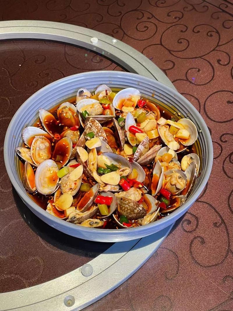 捞汁花蛤 Lao Zhi Claims