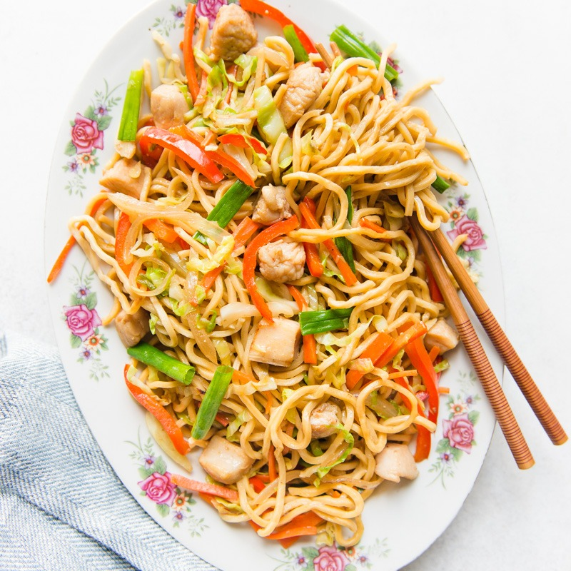 Chowmein Image