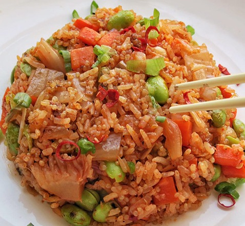 Bhuteko Bhat (Fried Rice) Image