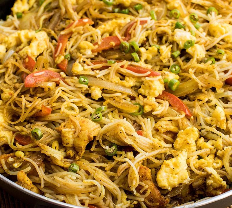 Kathmandu Fried Rice