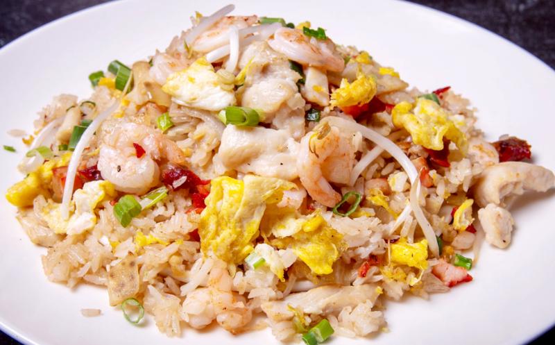 5. Yang Chow Fried Rice Image